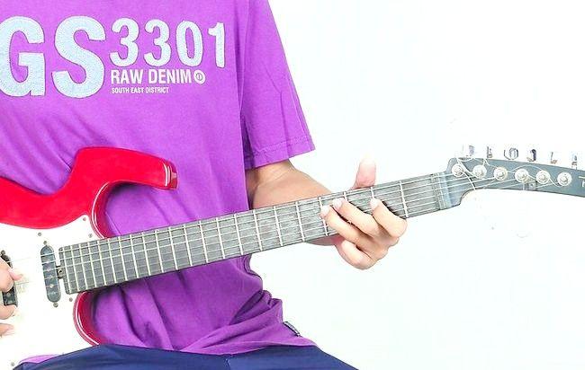 Imaginea intitulată Redați Blues on Guitar Pasul 14