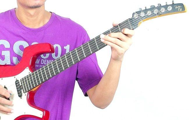 Imaginea intitulată Redați Blues on Guitar Pasul 2