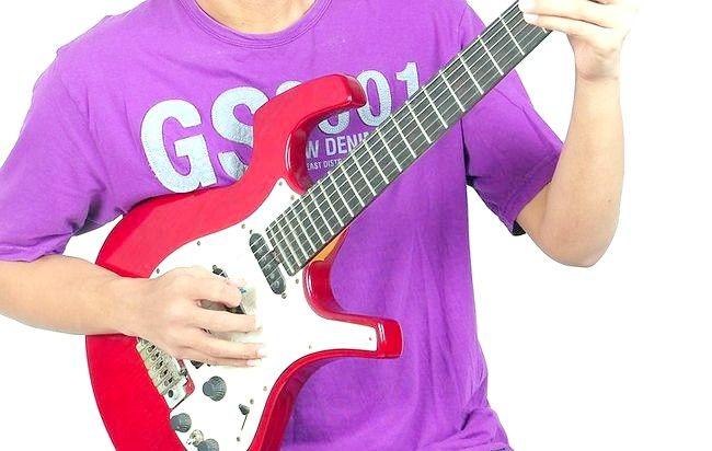 Imaginea intitulată Redați Blues on Guitar Pasul 3
