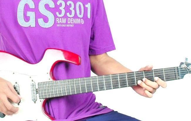 Imaginea intitulată Redați Blues on Guitar Pasul 4