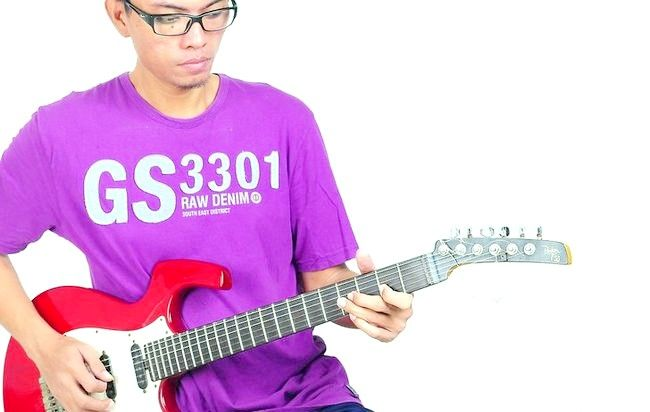 Imaginea intitulată Redați Blues on Guitar Pasul 7