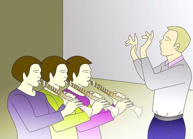 Imaginea intitulată Redați Clarinetul Pasul 3