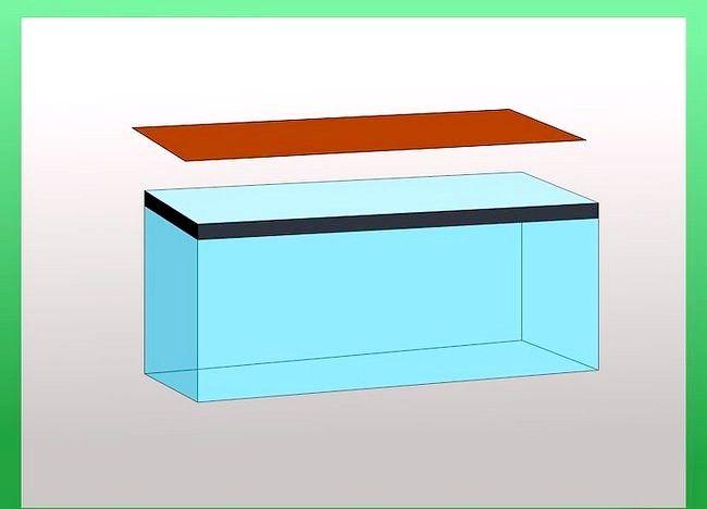 Imaginea intitulă Faceți un acvariu într-o cușcă Gerbil Pasul 2