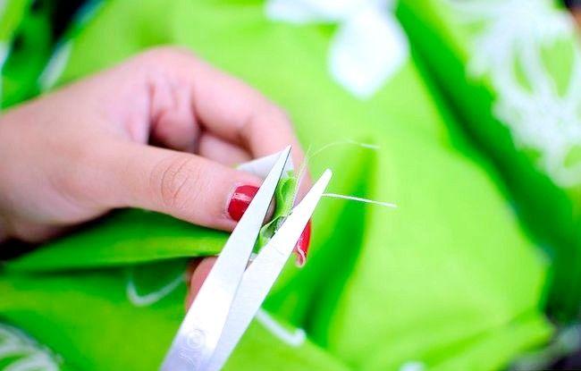 Imaginea intitulată Efectuați o rochie dintr-o foaie de bibliotecă montate Pasul 34