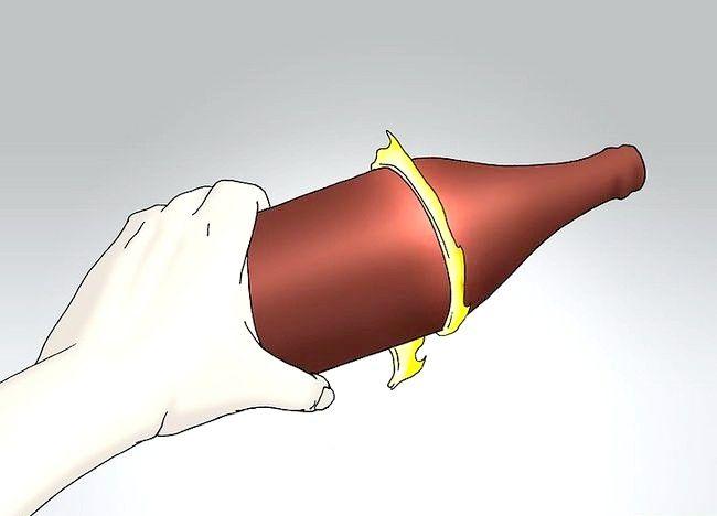 Imaginea intitulă Faceți o sticlă dintr-o sticlă Pasul 22