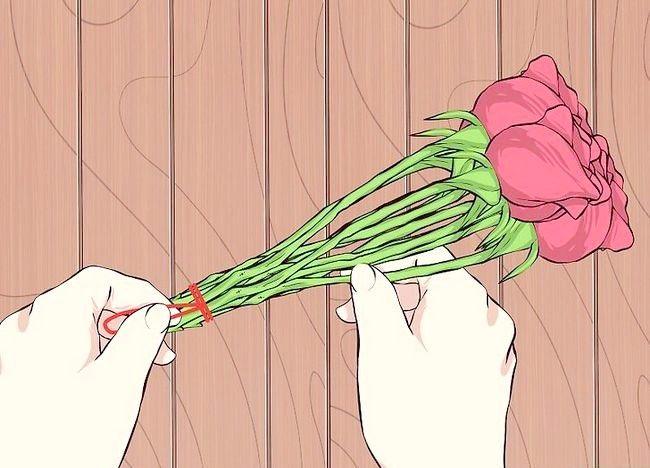 Imagine intitulată Transport flori decupate Pasul 4