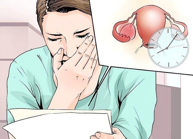Imaginea intitulată Tratarea chisturilor ovariene Pasul 1