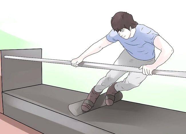 Cum să-ți antrenezi musculatura pentru snowboarding