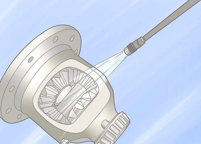 Cum se schimbă fluidele diferențiale auto