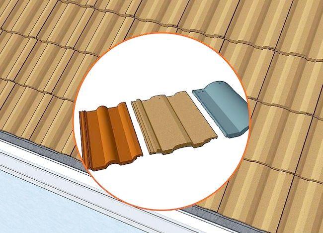 Imaginea intitulată Schimbați o placă de acoperiș Pasul 1