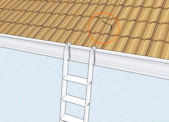 Imaginea intitulată Schimbați o placă de acoperis 2