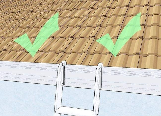 Imaginea intitulată Schimbați o placă de acoperis 6