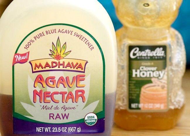 Cum se utilizează Agave în miere