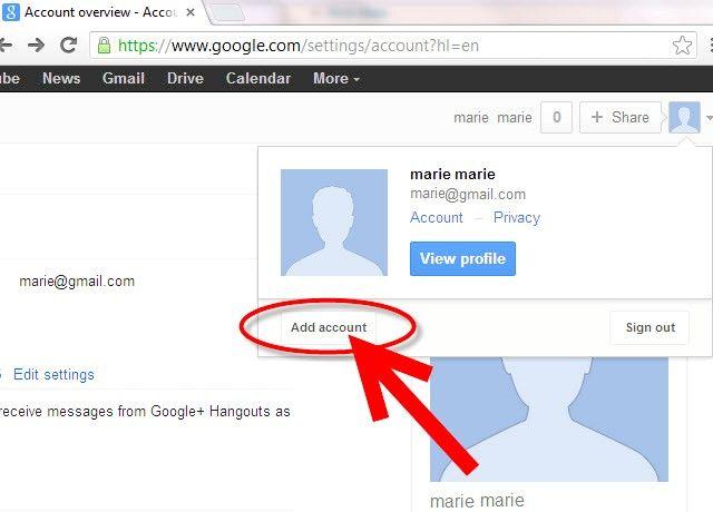Imaginea intitulată Utilizați Google Sign In Multiple Step 3