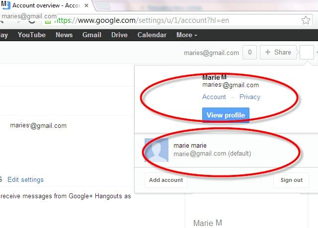 Imaginea intitulată Utilizați Google Sign In Multiple în Pasul 5