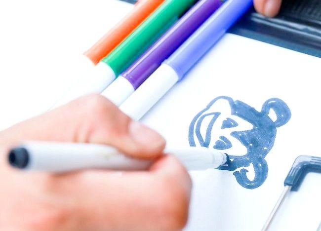 Imaginea intitulată Utilizați hârtie creativ Pasul 7