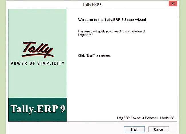 Imaginea intitulată Folosiți Tally Step 1