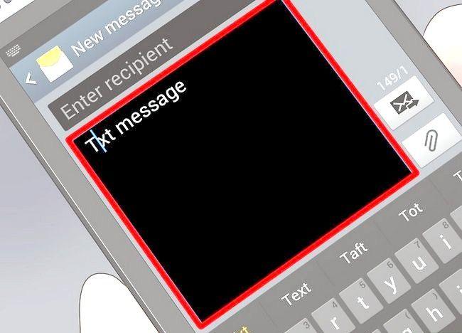 Imaginea intitulată Utilizați tastatura Swype pentru Android Pasul 4