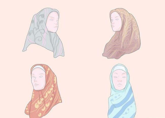 Imaginea intitulată Purtați un Hijab Pasul 2