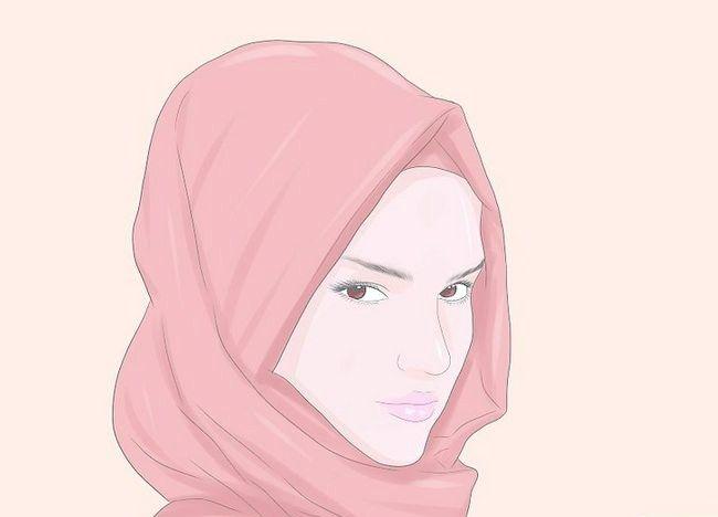 Imaginea intitulată Purtați un Hijab Pasul 3