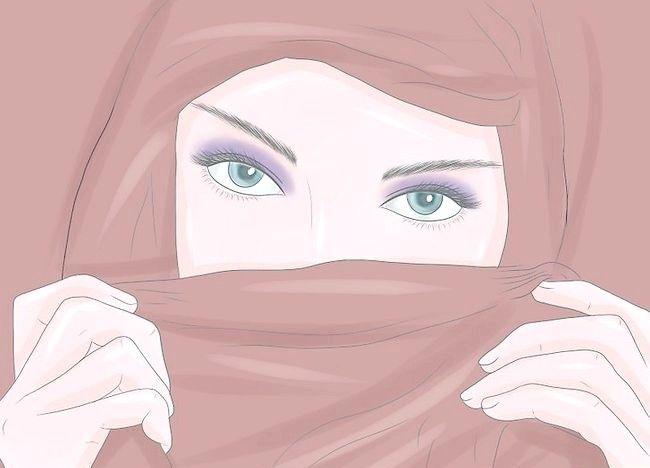 Imaginea intitulată Purtați un Hijab Pasul 4