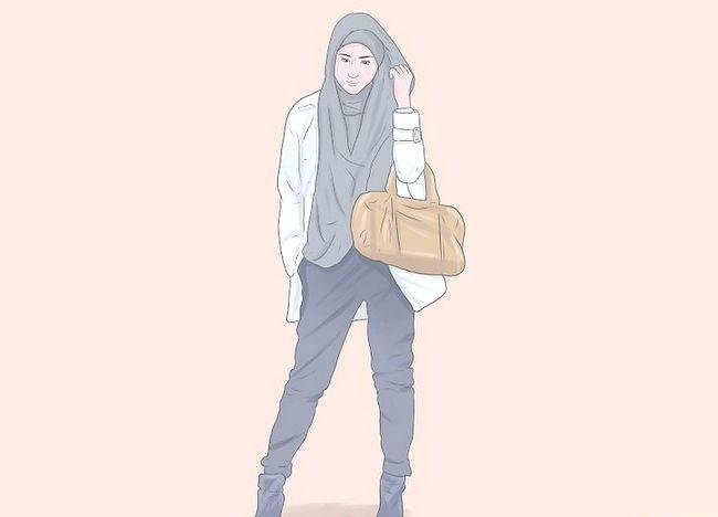 Imaginea intitulată Purtați un Hijab Pasul 7