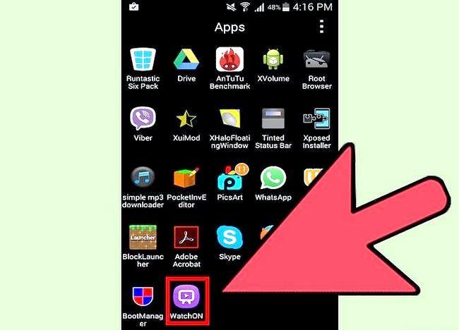 Cum se utilizează un Samsumg Galaxy S4 ca telecomandă