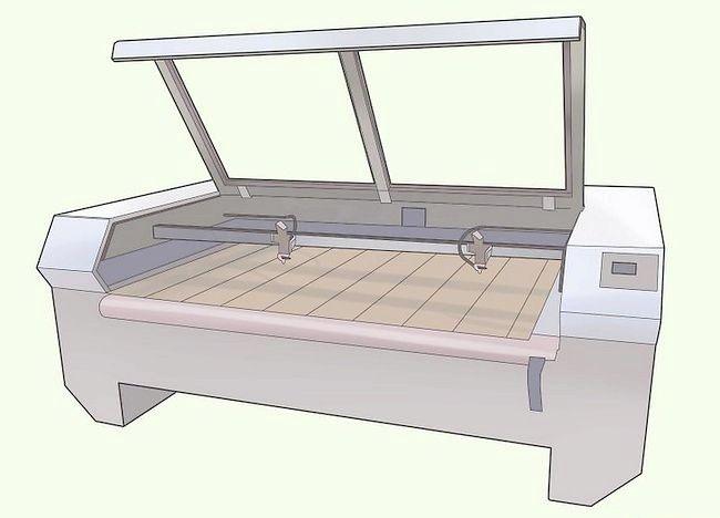 Cum se utilizează un laser cuțit