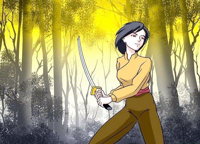 Cum să bateți o luptă cu sabia