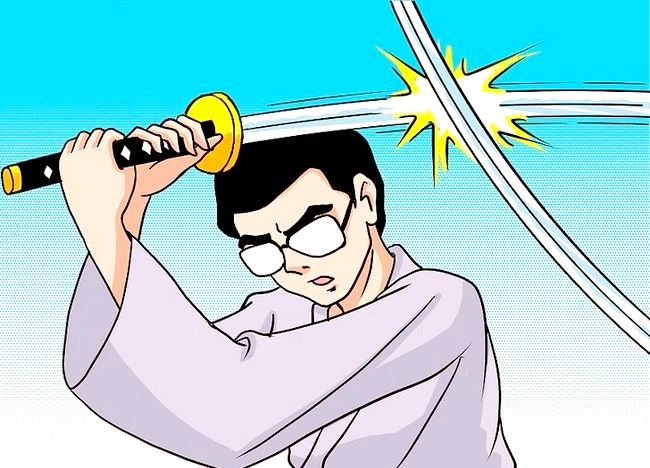 Imagine intitulată Câștiga un Swordfight Pasul 3