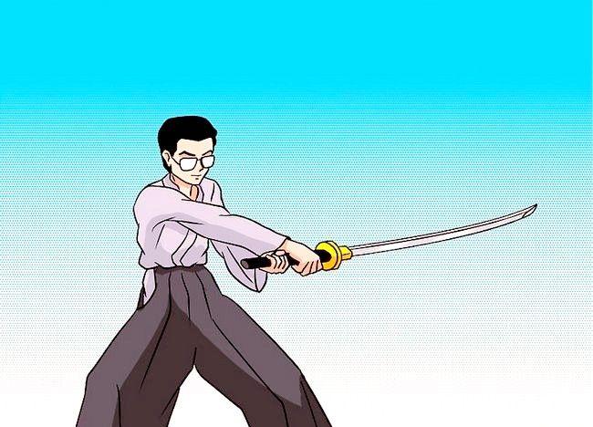 Poză intitulată Câștiga un Swordfight Pasul 7