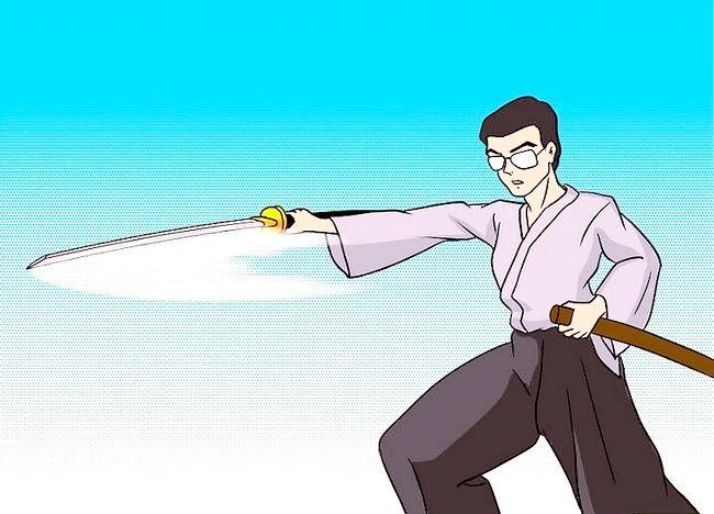 Imagine intitulată Câștiga un Swordfight Pasul 9