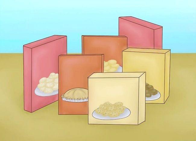 Cum să vindeți prăjituri (pentru copii)