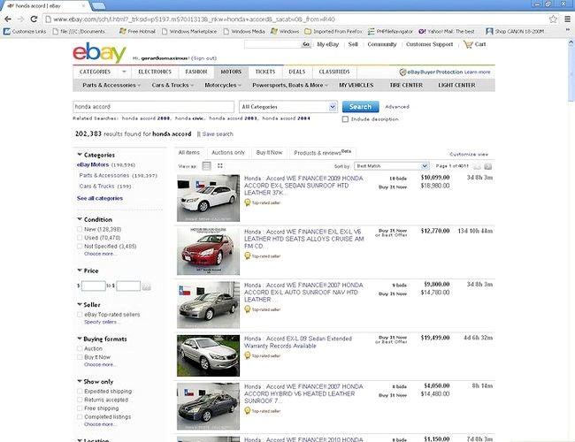 Cum sa vindeti masina personal