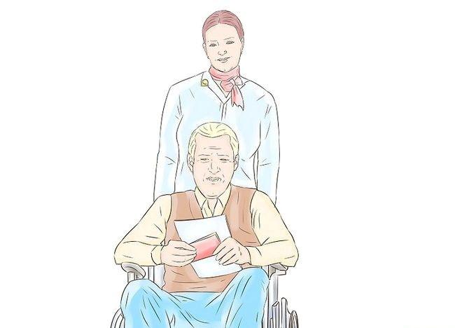 Imaginea intitulată Călătorie cu un stimulator cardiac Pas 5
